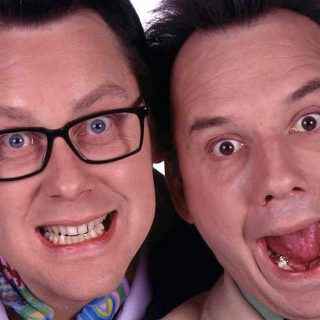 Bang Bang It's Reeves And Mortimer