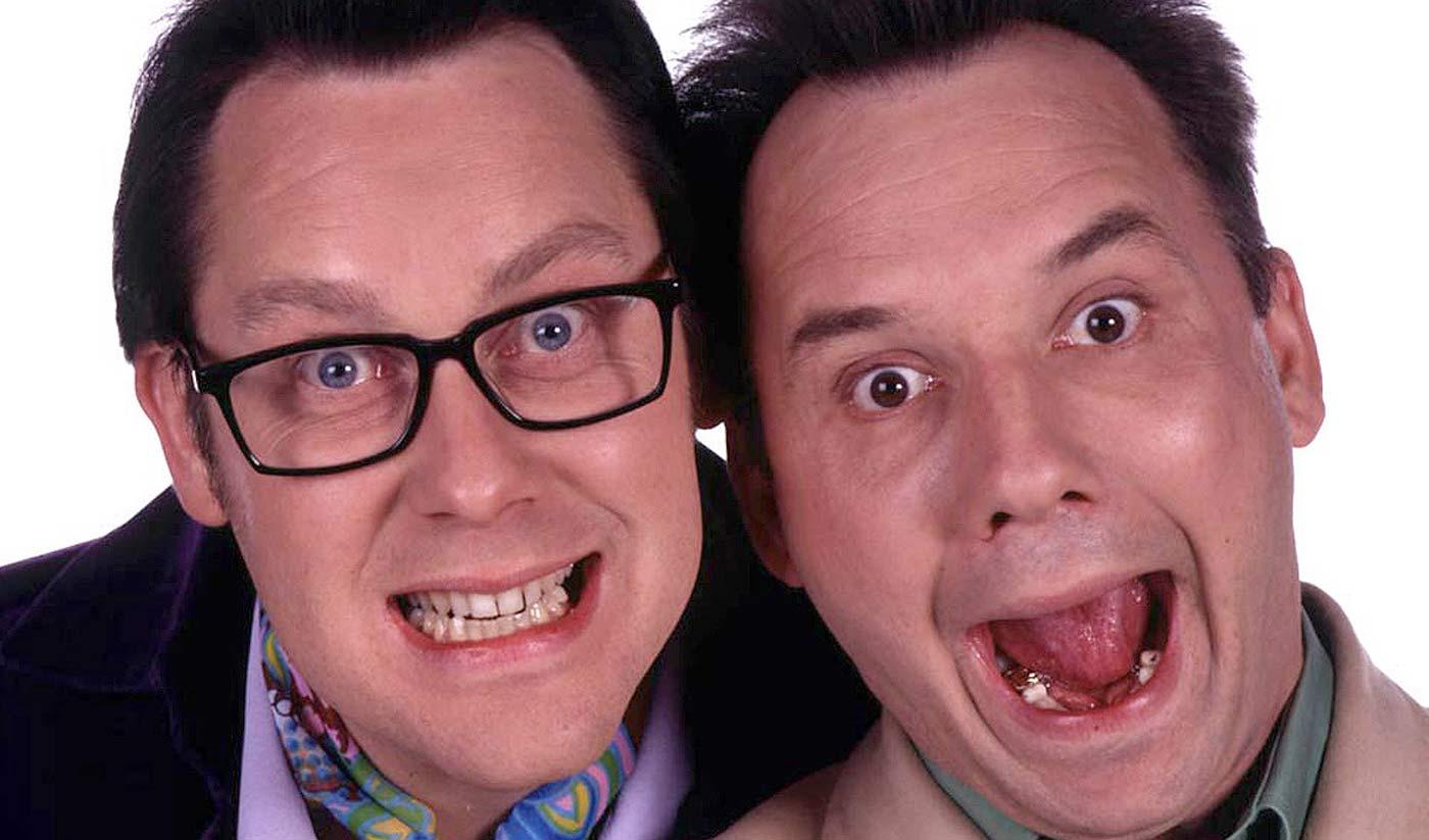 Bang Bang It's Reeves And Mortimer