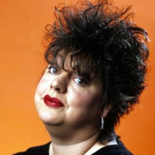 Jo Brand Through The Christmas Cakehole