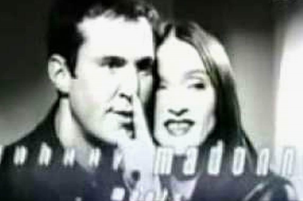 Johnny Meets Madonna