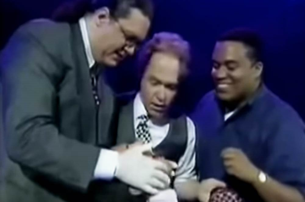Penn and Teller Phobophilia