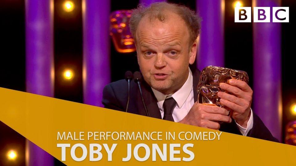 Toby Jones BAFTA Winner 2018