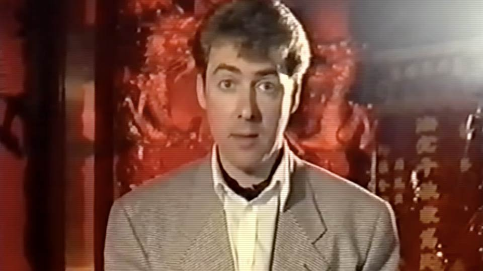 Chinese Ghost Story Jonathan Ross 1990